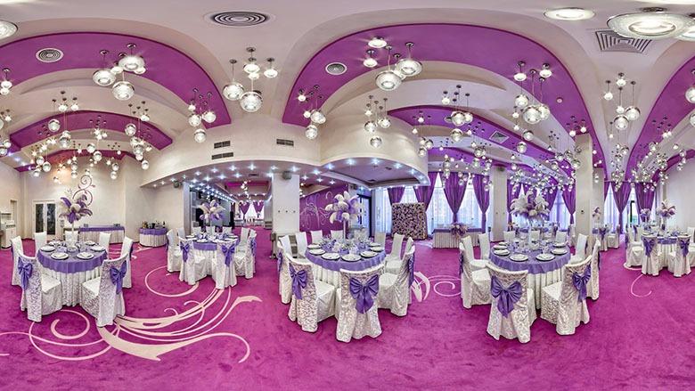 Sala Aqua Militari Ballroom Residence