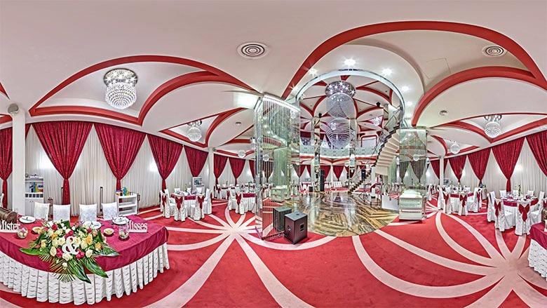 Sala Diamond Militari Ballroom Residence