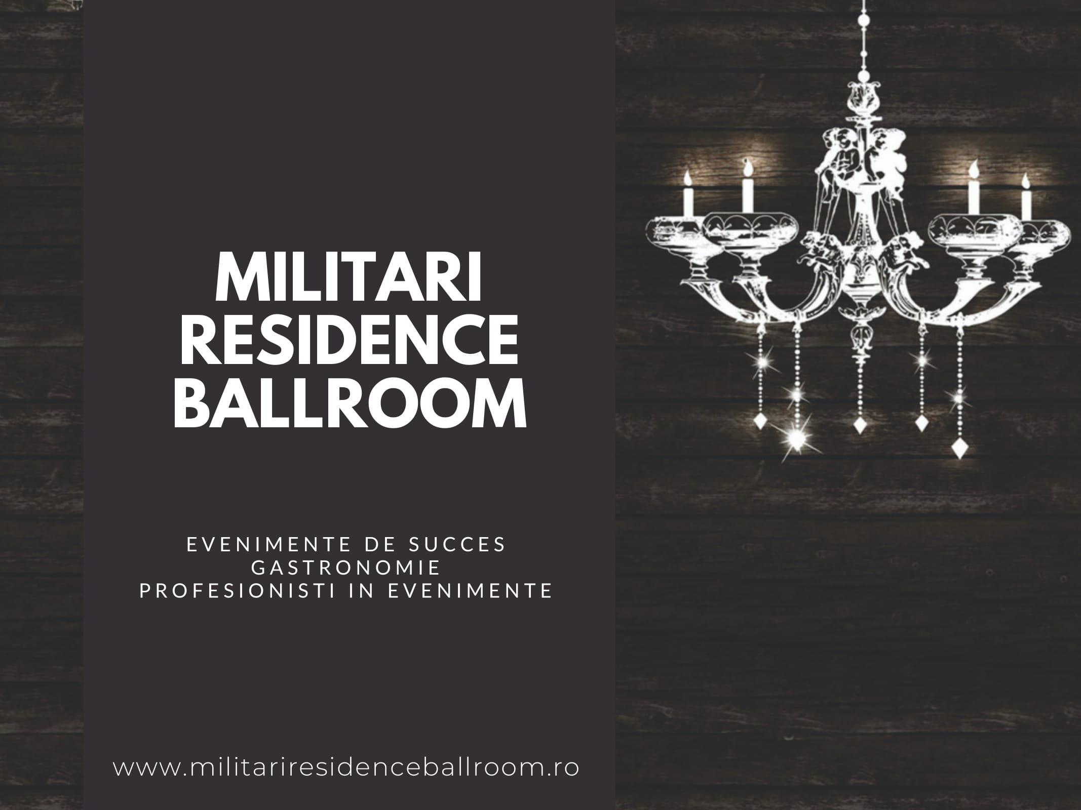Militari Residence Ballroom Corporate-1