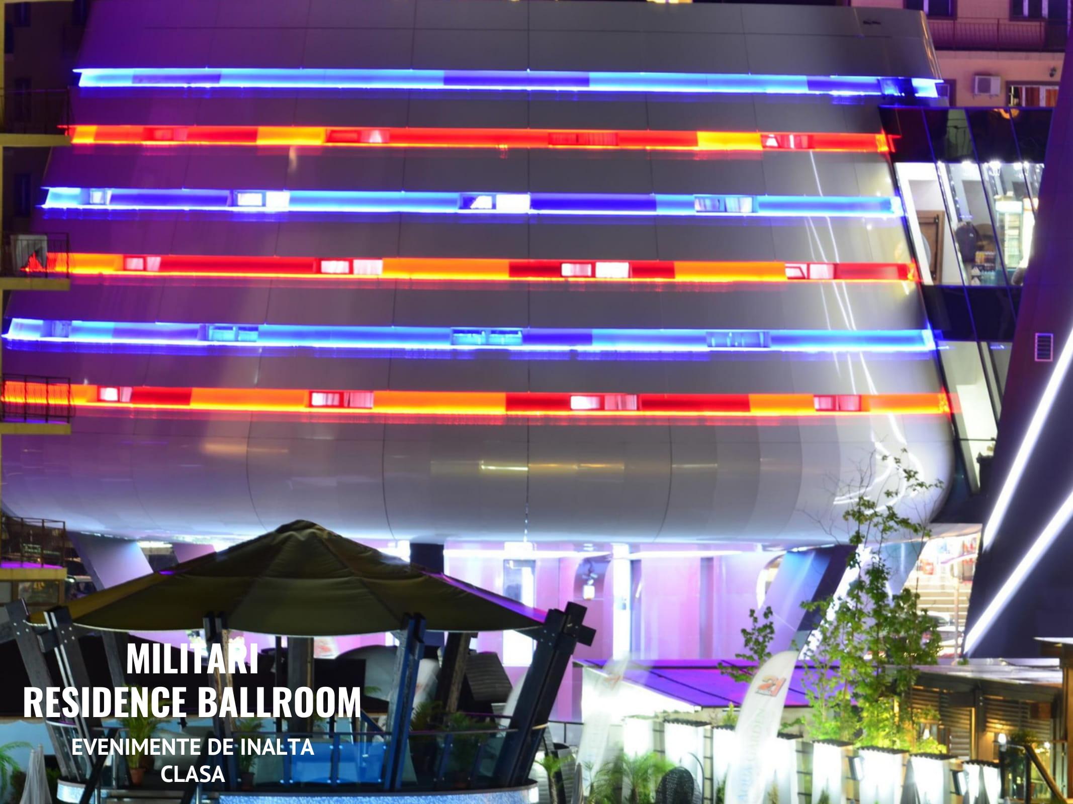 Militari Residence Ballroom Corporate-2