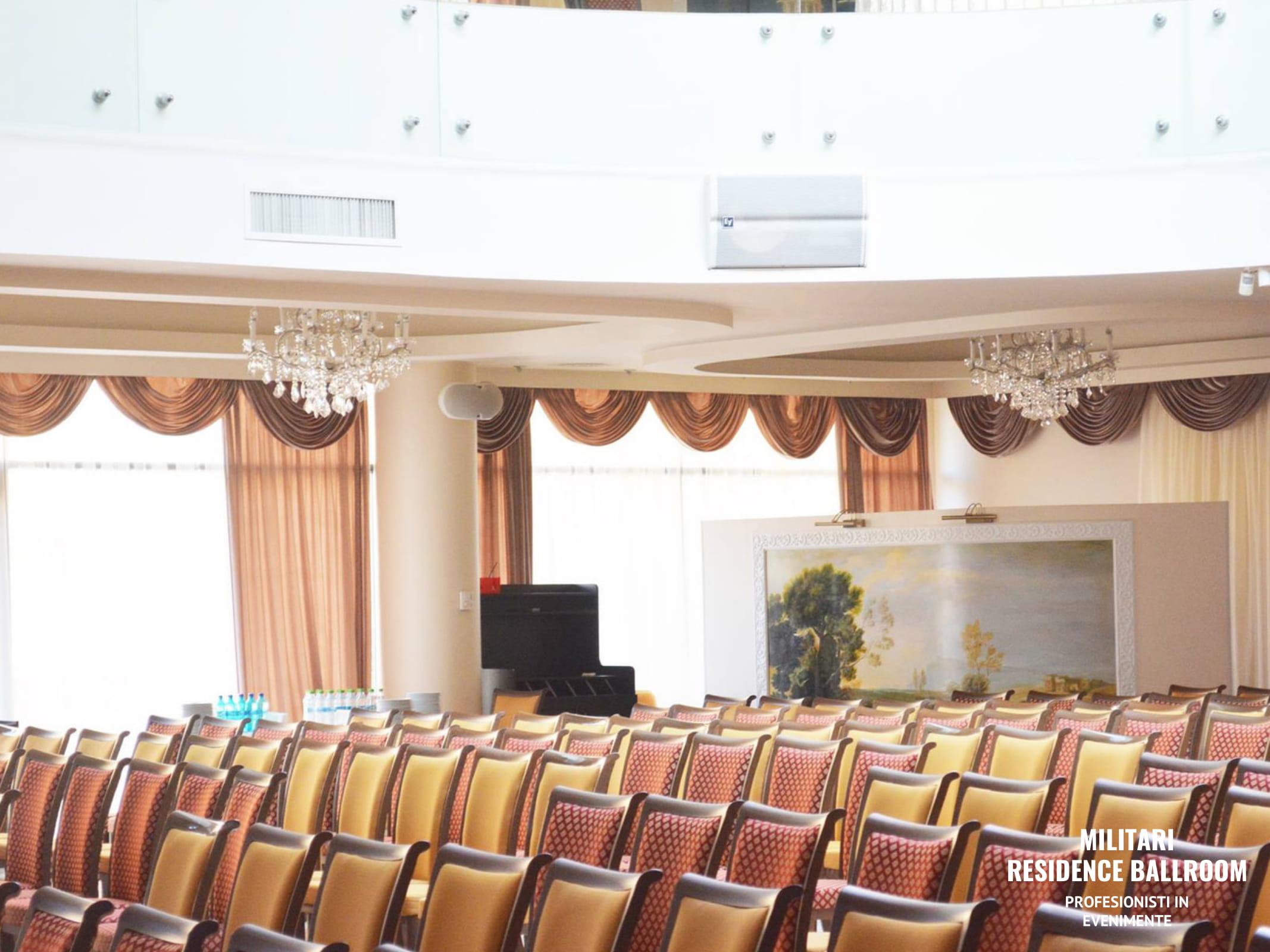 Militari Residence Ballroom Corporate-8