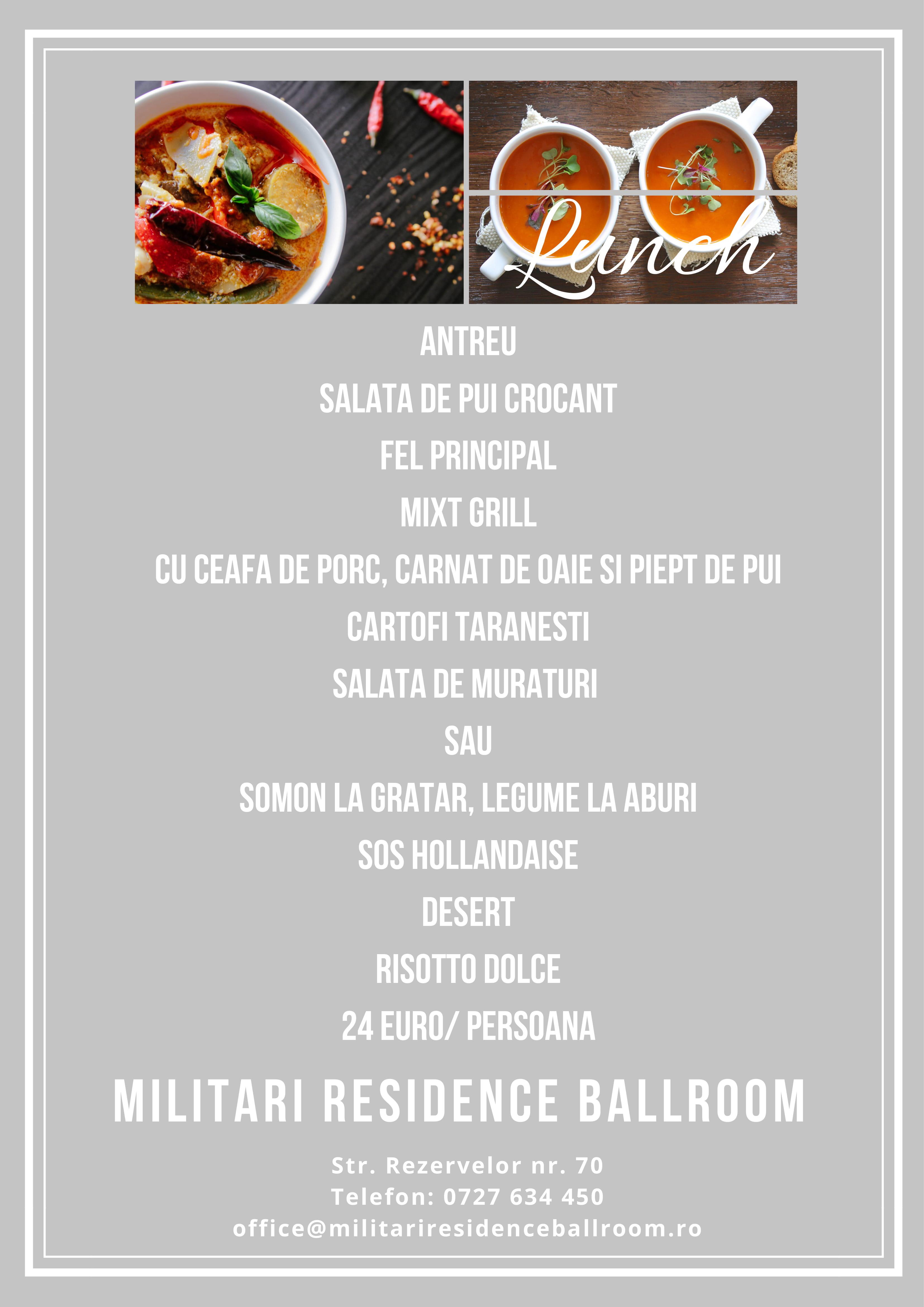 Pachet conferinte Militari Residence Ballroom-03