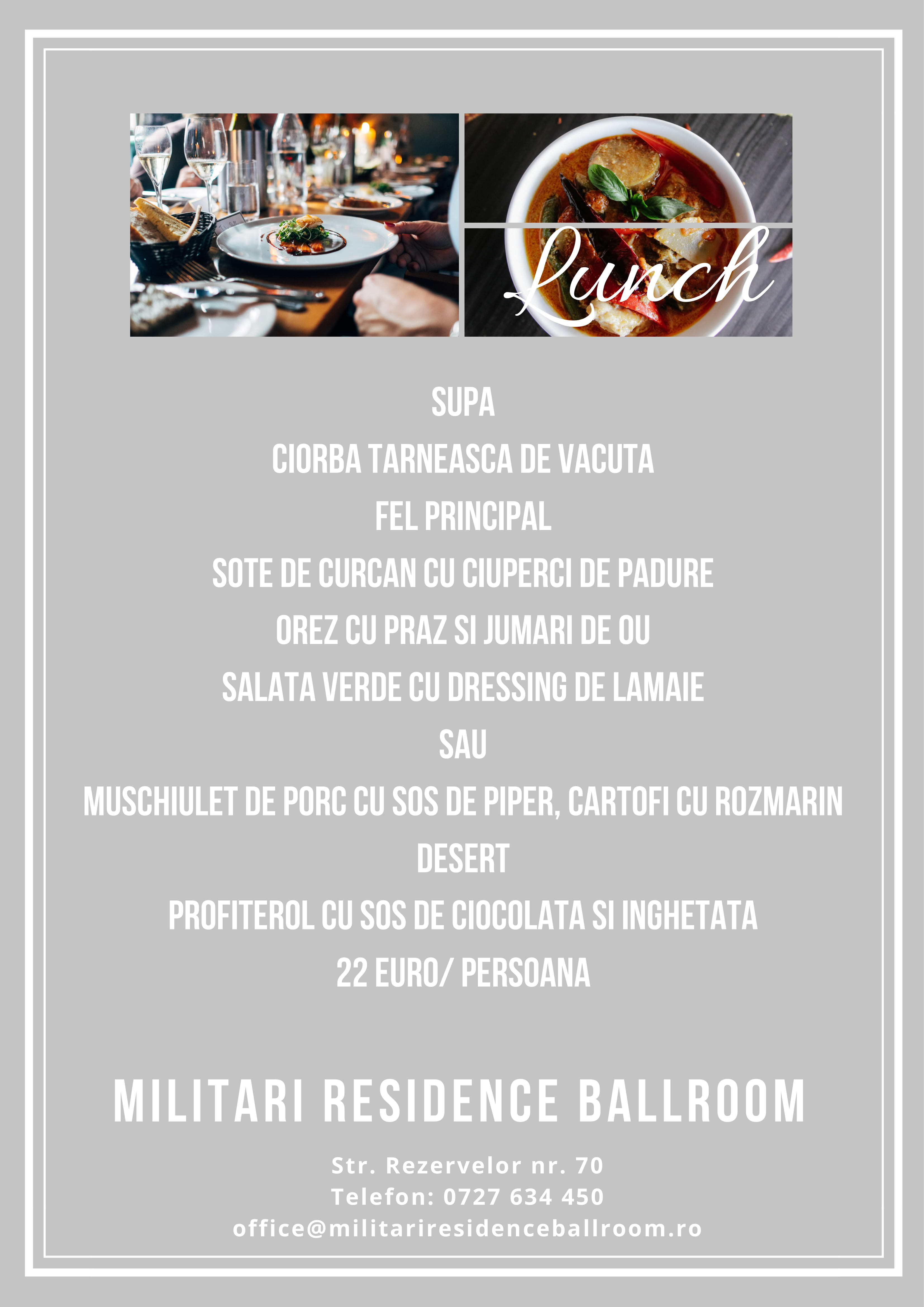 Pachet conferinte Militari Residence Ballroom-04