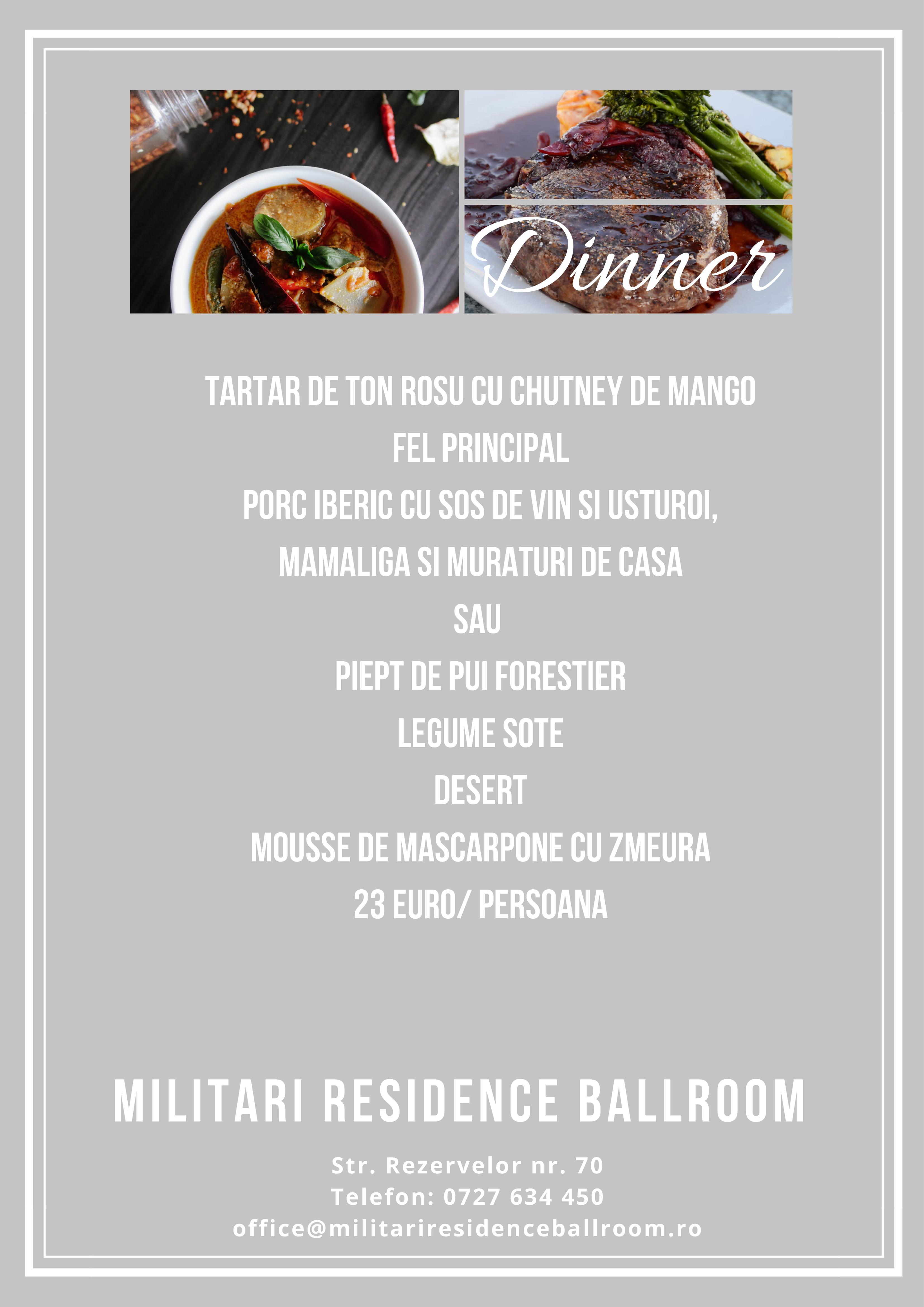 Pachet conferinte Militari Residence Ballroom-06