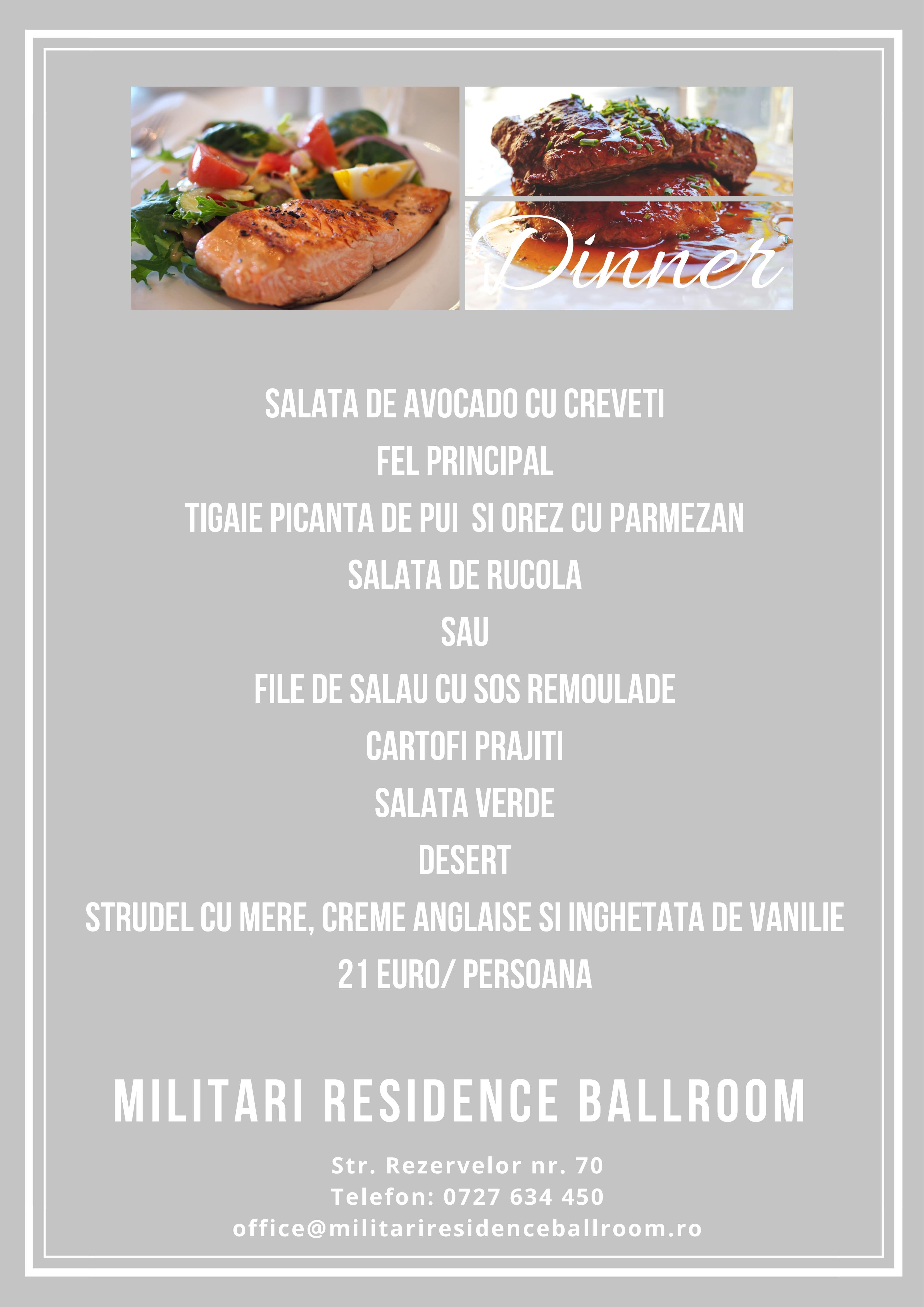 Pachet conferinte Militari Residence Ballroom-07